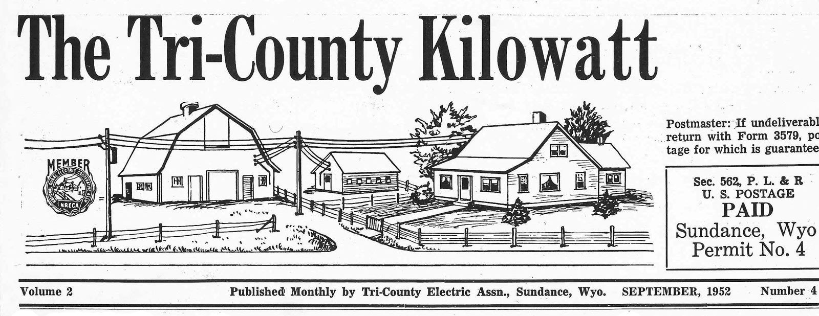 Tri-County Electric Association (TCEA)